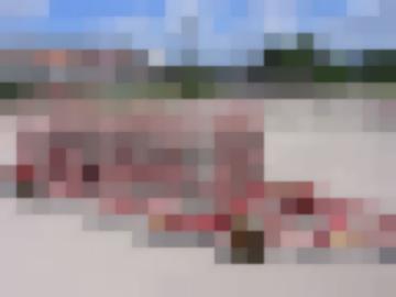 Борона Зубовая Широкозахватная Гидрофицированная Бзш-15 / Бзш-21